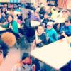 アメリカの中学校で特別授業してきました!!