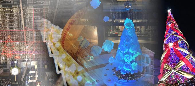 まだ間に合うよ!Leo的おすすめ大阪のイルミネーション、クリスマスツリースポット5選!!【2016年版】