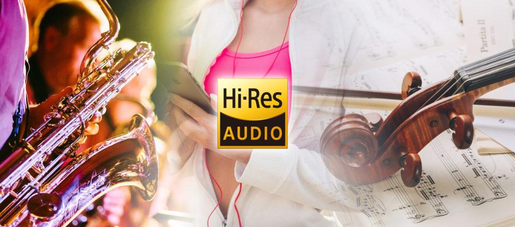 最近よく耳にする「ハイレゾ」って何?「いい音」を聴くための新トレンドには落とし穴や注意点も多いから気をつけよう!