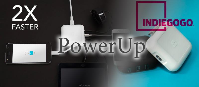 "MacBookをもっと便利にする「PowerUp」:クラウドファンディングのIndiegogoで初めて""投資""してみた!"