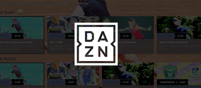 「DAZN」を1ヶ月試してみた感想だぞーん