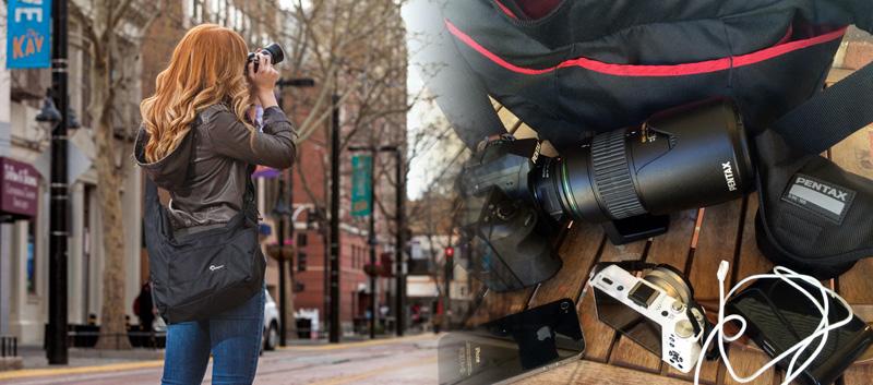 普段使いにも便利!フォトグラファーLeoがオススメしたい、カジュアル仕様のカメラバッグ「Lowepro Passport Sling」!