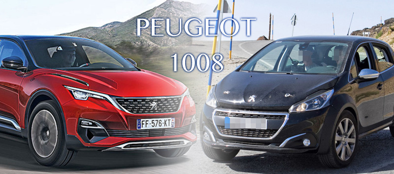 Peugeot、Audi「Q2」やMini「クロスオーバー」と競合クラスのコンパクトSUV「1008」導入へ!