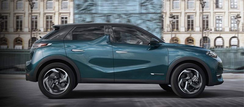 これぞフランス車!DSブランドの新しいコンパクトSUV「DS3 Crossback」がかっこよすぎる件