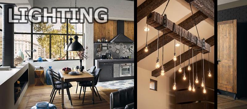 「インダストリアルデザイン」なライティングを目指してエジソンライト風LED電球を導入してみる