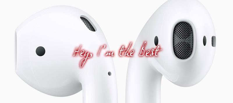 イヤホン専門店でいっぱい聴き比べた結果、「AirPods」一択か?と思った話
