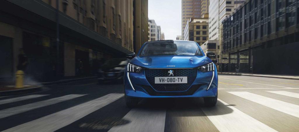 【新型】本国フランスで「Peugeot 208」がメジャーアップデート!電気駆動モデルも!!