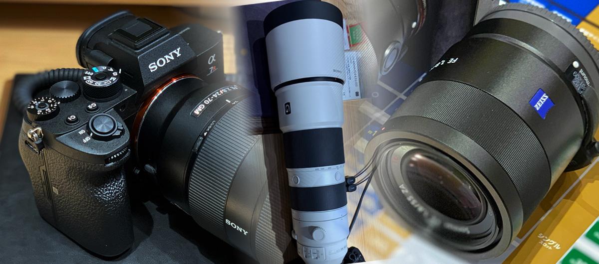 SONY新製品を触ってきた!〜α7R IV、FE35mm F1.8、FE200-600mmGなど